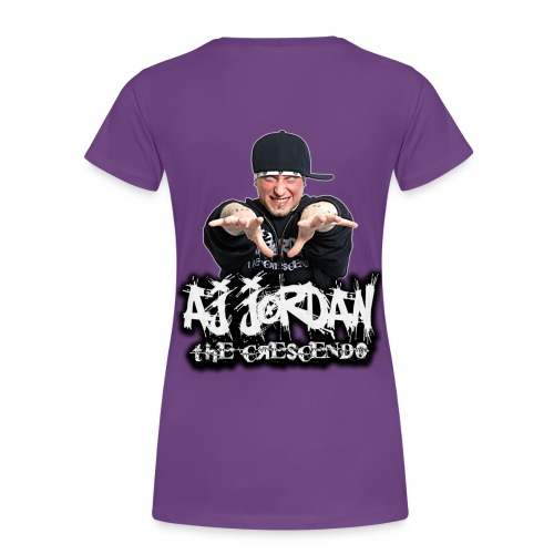 AJ Jordan Women's Plus Size T-Shirt (ALL COLORS) - Women's Premium T-Shirt