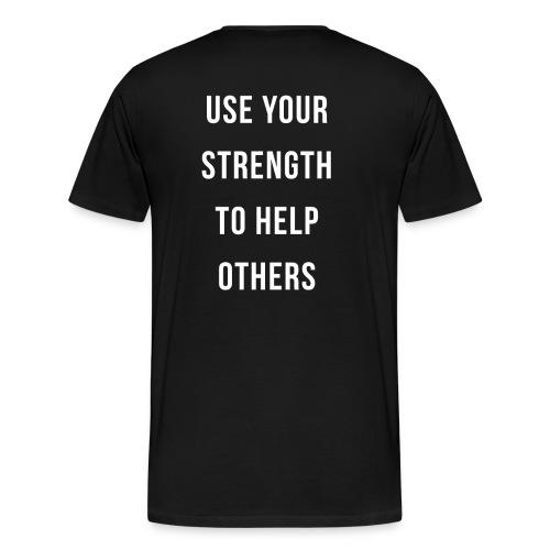 Men's T 3XL/4XL - Men's Premium T-Shirt