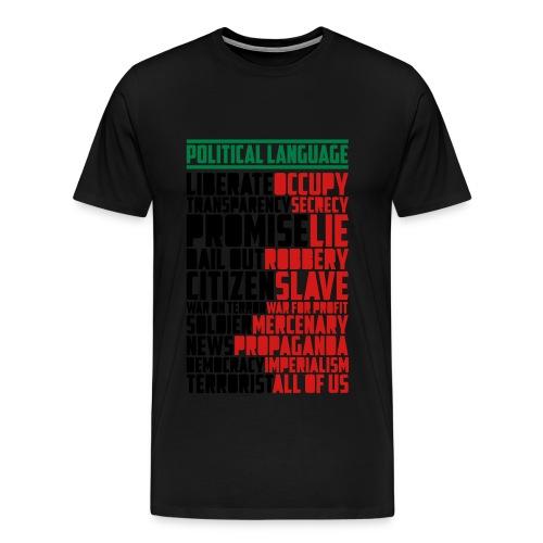 THE ILLUMINATED TRUTH - Men's Premium T-Shirt