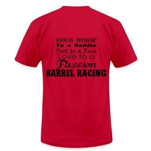 BR Passion 2 - Men's Fine Jersey T-Shirt