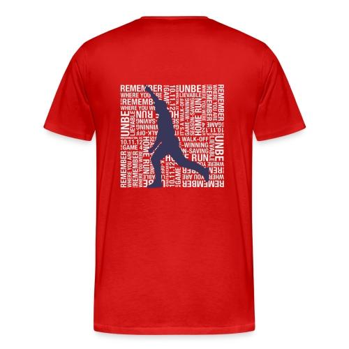 Swing and a Long Drive! Men's Tee - Men's Premium T-Shirt