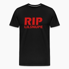 rip lilsnupe t-shirt