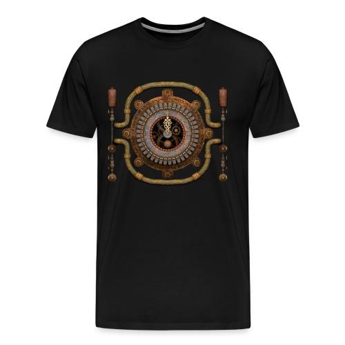 Steampunk Clock / Machinery