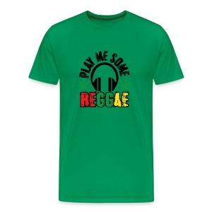Reggae Tee - Men's Premium T-Shirt