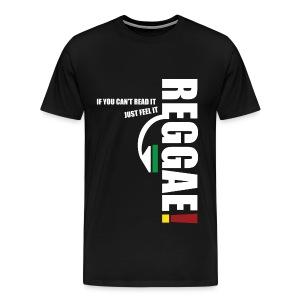 Feel It White - Men's Premium T-Shirt