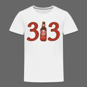 313 Pop - Toddler Premium T-Shirt