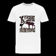 T-Shirts ~ Men's Premium T-Shirt ~ Xtreme Hunting
