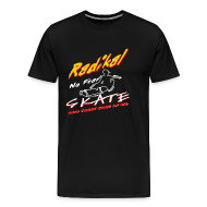 T-Shirts ~ Men's Premium T-Shirt ~ Radikal Skate boarding Men'sT Shirt