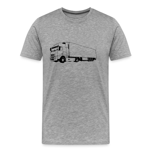 t-shirt - truck / lorry - Men's Premium T-Shirt