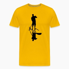 stand up paddling T-Shirts