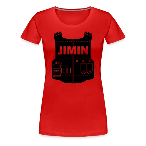 BTS - Jimin - Women's Premium T-Shirt
