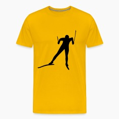 cross-country ski T-Shirts