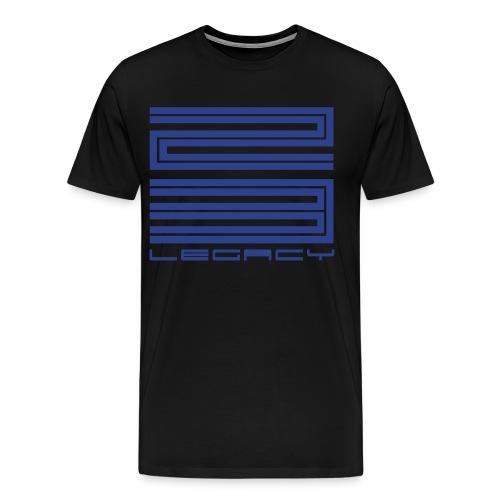 23 Legacy Tee (Space Jam) - Men's Premium T-Shirt