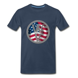 CircleWV - Men's Premium T-Shirt