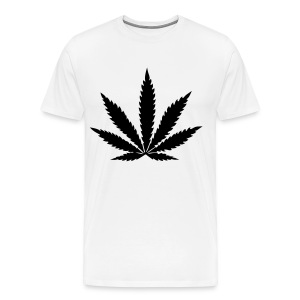 Plant T Black  - Men's Premium T-Shirt
