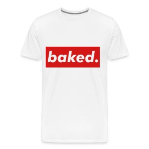 Baked. - Men's Premium T-Shirt
