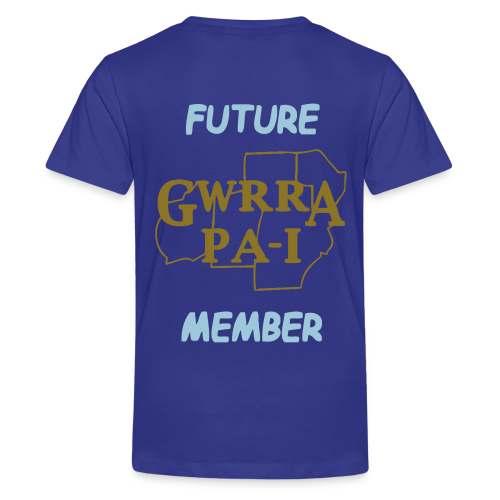 Kid's T- Future PA-I - Kids' Premium T-Shirt