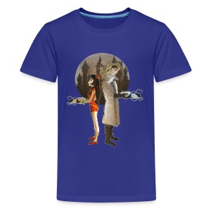 Children's Tee: The Destructive Duo - Kids' Premium T-Shirt