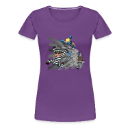 T-Shirts ~ Women's Premium T-Shirt ~ Ladies T Shirt: COPS N ROBBERS!