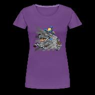 T-Shirts ~ Women's Premium T-Shirt ~ Ladies T Shirt: COPS N ROBBERS!