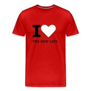 LOVE THE NEW LIFE - Men's Premium T-Shirt