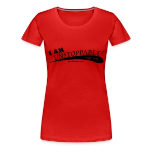 Unstoppable - Women's Premium T-Shirt