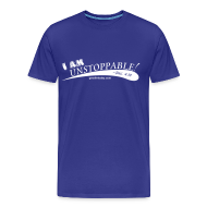 T-Shirts ~ Men's Premium T-Shirt ~ Unstoppable