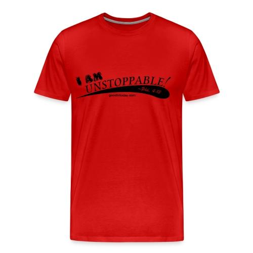 Unstoppable - Men's Premium T-Shirt