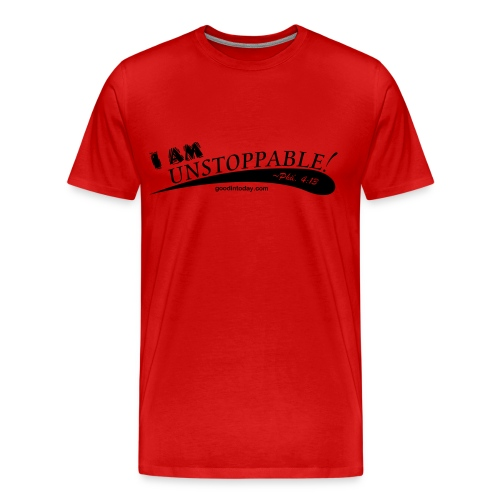 Unstoppable - Men's Premium T-Shirt