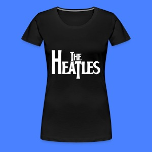 The Heatles Women's T-Shirts - Women's Premium T-Shirt