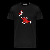 T-Shirts ~ Men's Premium T-Shirt ~ Cupid Kills [cupid]