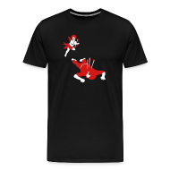 T-Shirts ~ Men's Premium T-Shirt ~ Cupid Kills [cupid]