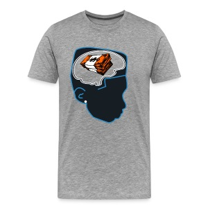 Jordan bobcat 10s shirt  Money on my mind -Jordan 10 sneaker tee - Men's Premium T-Shirt
