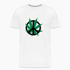Cannabis Peace T-Shirts