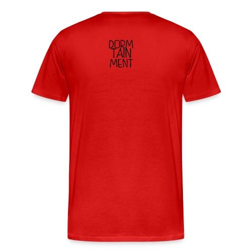 Men Dt underscore T-shirt  - Men's Premium T-Shirt