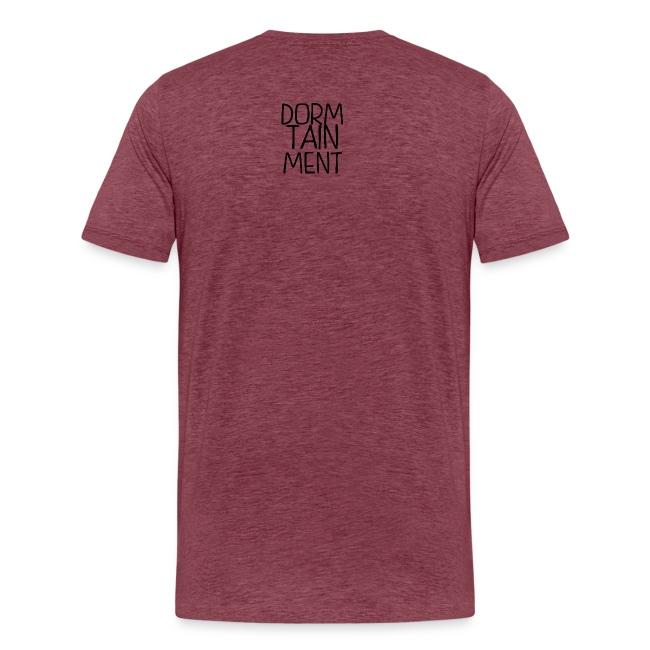 Men Dt underscore T-shirt