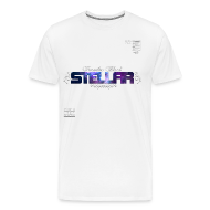 T-Shirts ~ Men's Premium T-Shirt ~ OFFICIAL STELLAR COVER T