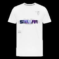 T-Shirts ~ Men's Premium T-Shirt ~ OFFICIAL STELLAR COVER T