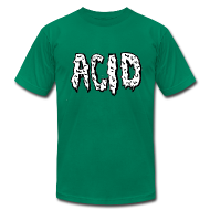 T-Shirts ~ Men's T-Shirt by American Apparel ~ Acid