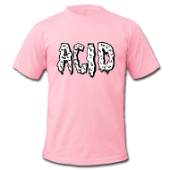 T-Shirts ~ Men's T-Shirt by American Apparel ~ Acid