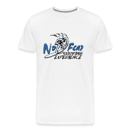 T-Shirts ~ Men's Premium T-Shirt ~ Kids' T-Shirt white No fear Surfing experience