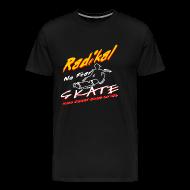 T-Shirts ~ Men's Premium T-Shirt ~ Men's Heavyweight T-Shirt Radikal skate