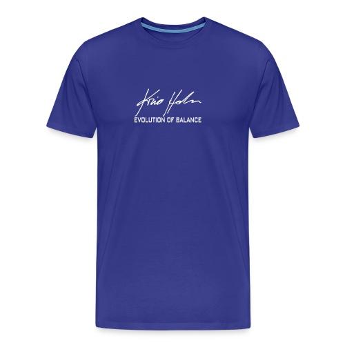 Classic KH Logo T-shirt (Mens) - Men's Premium T-Shirt