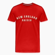 New England Raised  T-Shirts