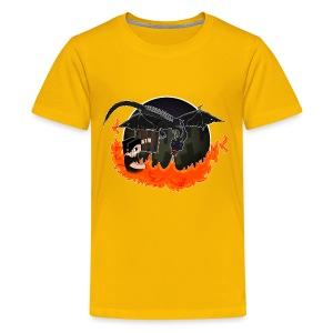 Mundo Hardcore - Kids' Premium T-Shirt