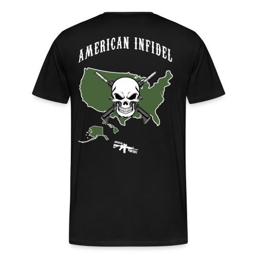 American Infidel - Men's Premium T-Shirt