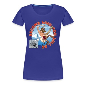 JoCo Cruise Crazy 4 Disney (women's fitted classic) - Women's Premium T-Shirt