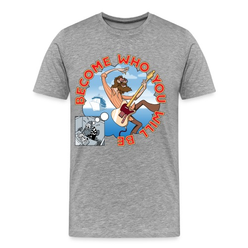 JoCo Cruise Crazy 4 Disney (men's larger sizes: 3X-4X) - Men's Premium T-Shirt