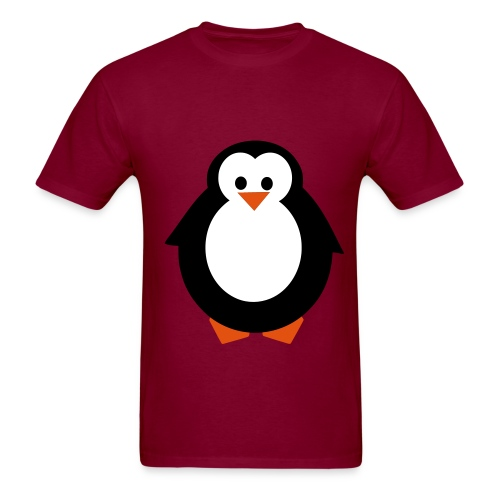 Cute Penguin! - Men's T-Shirt