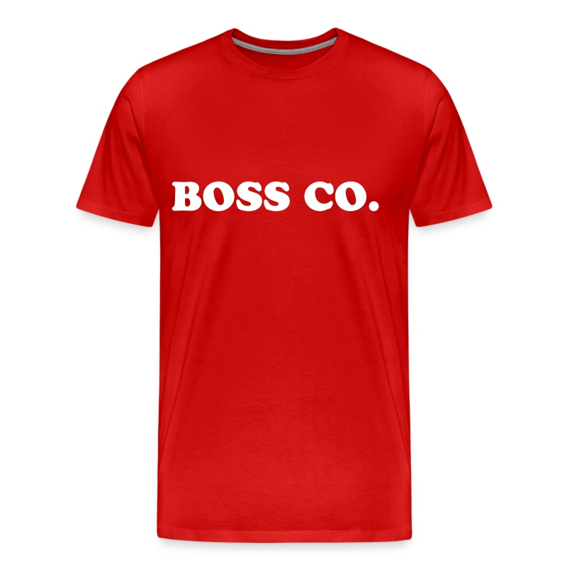 Boss Co - Men's Premium T-Shirt